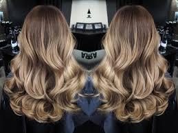 Färga silver hår